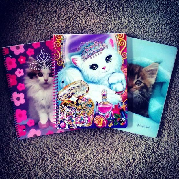 catnotebooks