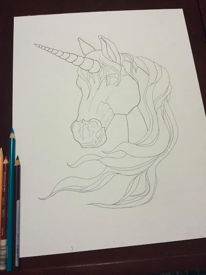 Unicorndrawing