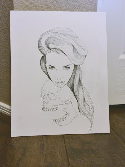 skullselfiewip